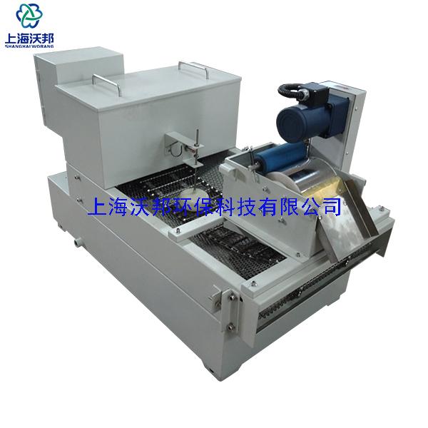 平网式纸带过滤机ZCG-25