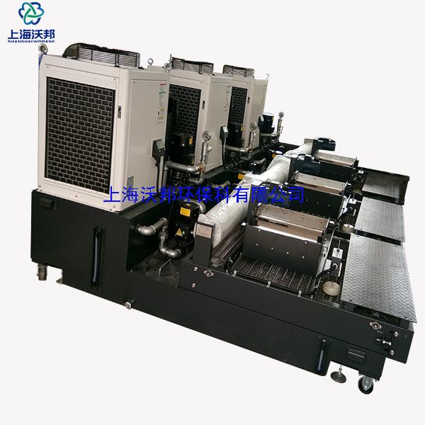 平网式纸带过滤机ZCG-100